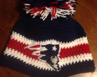 Patriots hat for Heather
