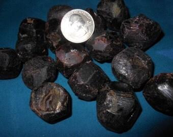 Large Almandine Natural Raw Garnets