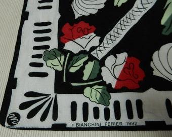 Bianchini Ferier Cotton Scarf