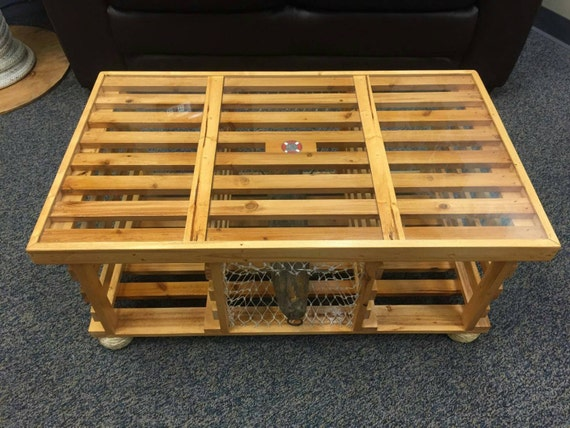 custom challenge coin lobster trap table square