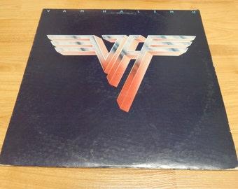 Van Halen II original vinyl record lp 1979 rock album