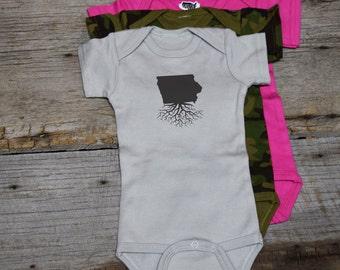 Iowa Roots Bodysuit
