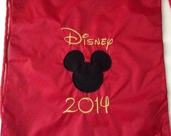 On Sale Disney Cinch Bag - Personalized