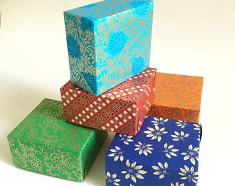 small square box wedding gift box wedding favor box indian wedding