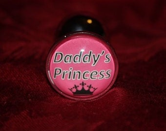 Anal Plug Jewelry - Princess Plug - Butt Plug - Daddy's Princess (Mature)