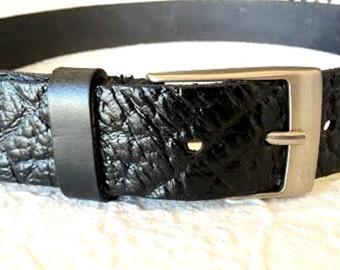Black leather belt , Wide leather belt , Belt men ,  Mens tooled leather belt , Mens belt leather in black