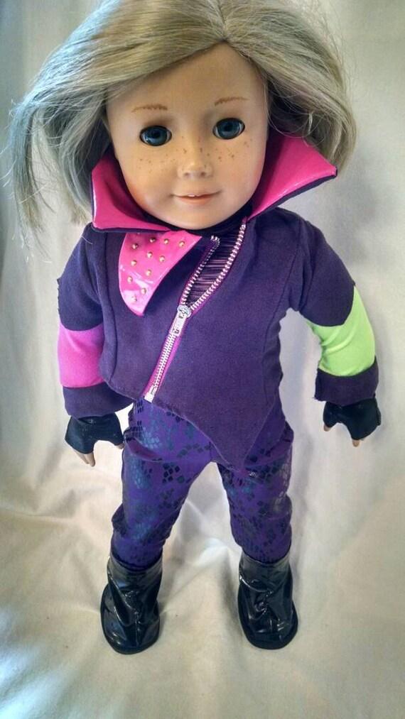 Disney Descendants Mal Costume for American by ...