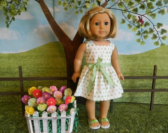 """American Girl doll clothes, 18"""" doll clothes, American Girl doll clothes"""