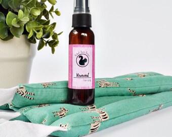 Linen Spray, Hot Pack Spray, 2 oz, Rose, Sandalwood