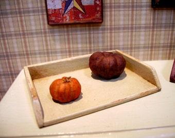 Primitive Stove Cover Miniature for Dollhouse 1:12 scale