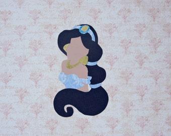 Mulan, Pocahontas, Jasmine