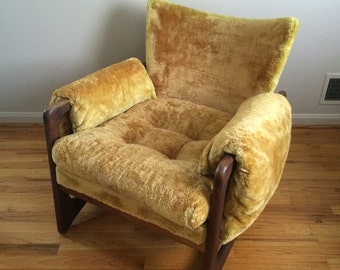 Adrian Pearsall Mid Century Lounge Chair