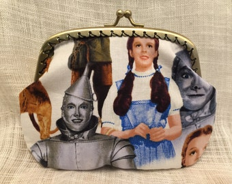 Large Wizard of Oz Coin Purse