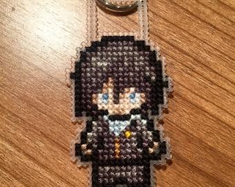 Yato Noragami Cross Stitch