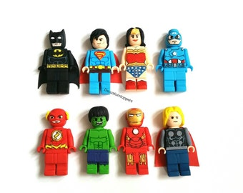 lego batman cake topper dscustomtoppers by dscustomtoppers on etsy 5453