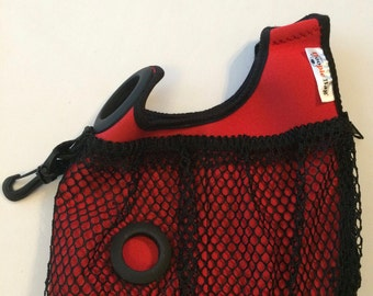 Grommet Option for Doople Bags--add a grommet opening to your Doople Bag for ease in bag dispensing