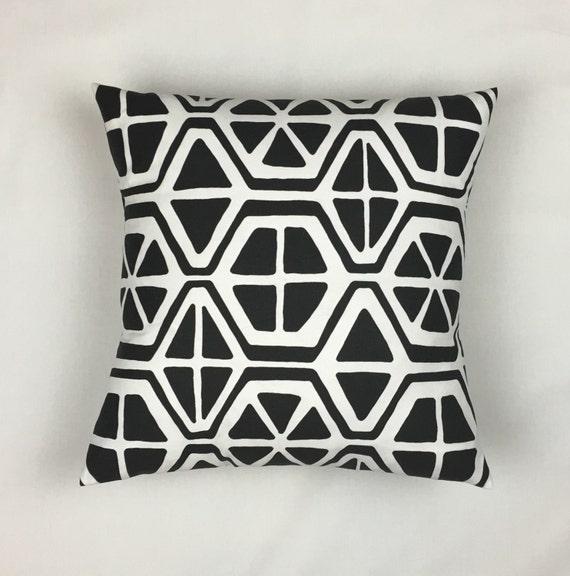 Inexpensive Decorative Pillow Covers : Black Pillow Cover Black Throw Pillow Cover Cheap Throw