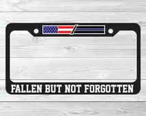 Popular Items For Fallen Officer Decal On Etsy