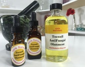 Toenail Anti-Fungal Ointment 100% All Natural Satisfaction Guaranteed or We'll Replace It *As Seen On Youtube