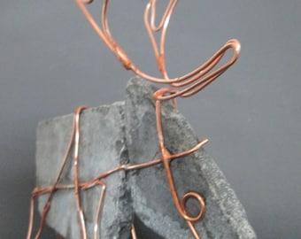 Rock Reindeer Dasher