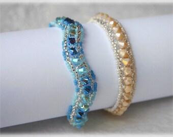 Tessy bracelets beading TUTORIAL