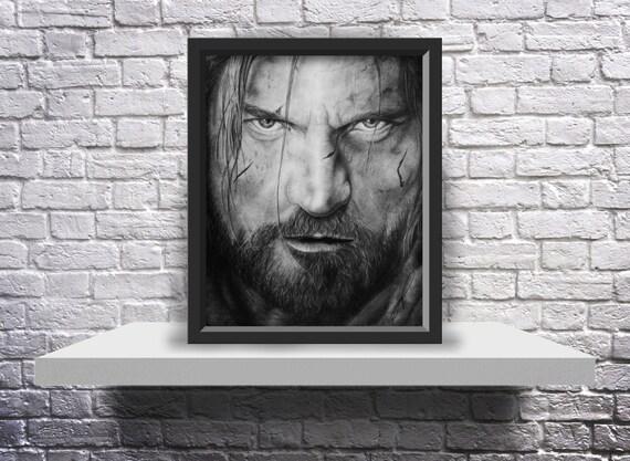 Jaime Lannister (Nikolaj Coster-Waldau) - 8X10 Print