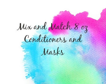 Conditioner and Mask Sale - Buy One Get One Half Off