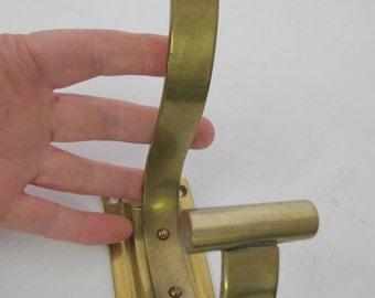 Large Brass Hook Brass Coat Hook Brass Hanger