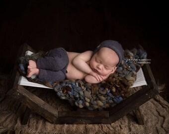 Newborn Baby Hammock Photography Prop