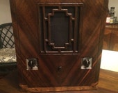 Custom for Adam - Rogers Majestic Early Century Radio (Now a Bluetooth Speaker)
