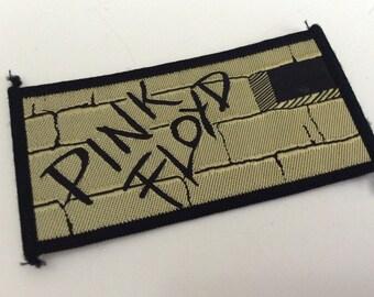 Vintage Pink Floyd Patch