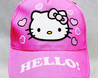Hello Kitty Baseball Cap #HEK3938P