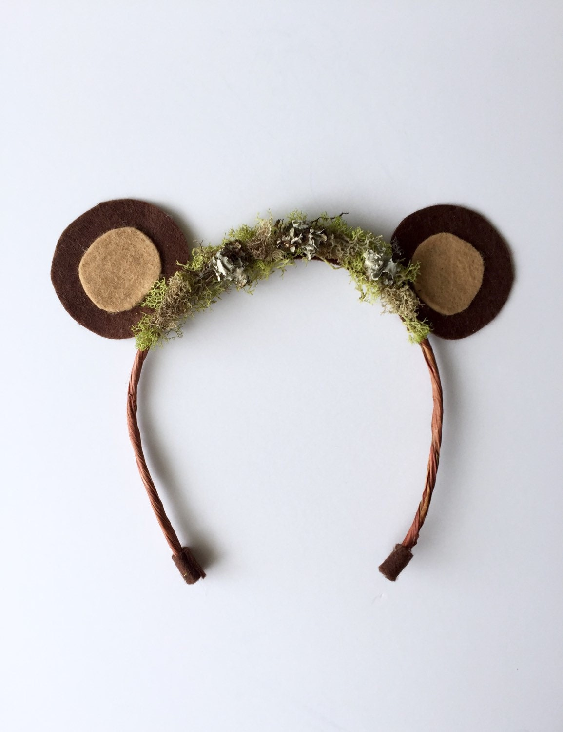 how to put bear ears on photo