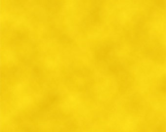 Fat Quarter Camp Peanuts - Blender in Yellow - Charlie Brown Cotton Quilt Fabric - Quilting Treasures - 22613-S (W3159)
