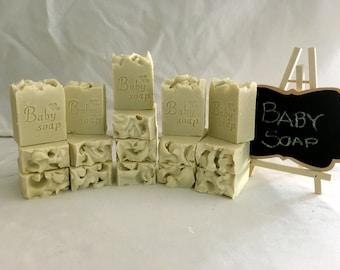 Rose, Mandarin & Roman Chamomile 100% Olive Oil Soap