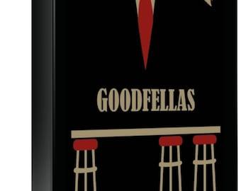 Goodfellas Canvas minimal minimalist movie film print