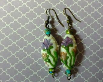 Blooming Spring Earrings