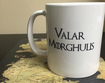 Valar Morghulis // Coffee Mug