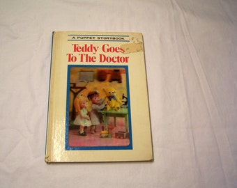 Teddy Goes to the Doctor, c. 1973