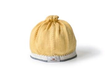Caribbean Baby Hat: Pineapple