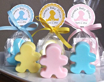 Baby Shower Favors - Baby Favors, Girl Baby Shower Favors, Boy Baby Shower Favors, Unique Baby Shower Favors - Set of 10
