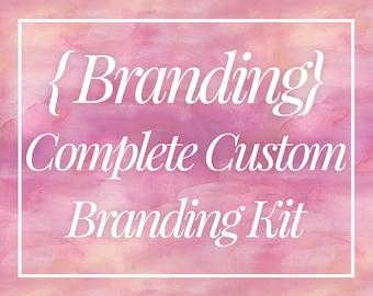 Complete Custom Branding Kit
