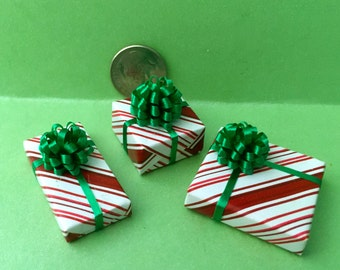 Miniature Christmas Packages