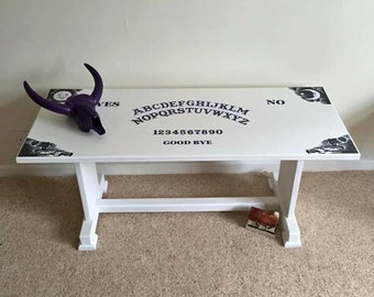 ouija board coffee table custom made ouija board spirit