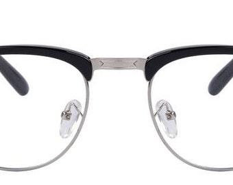 Nerdy Glasses. No prescription.