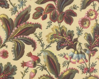 Color Daze Secret Garden Vintage Linen - 1/2yd