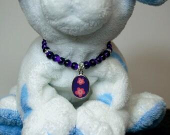 Dog Pet Beadet Neckless/Jewellery