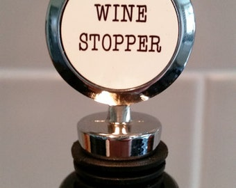 Wine Stopper - Wine Bottle Stopper