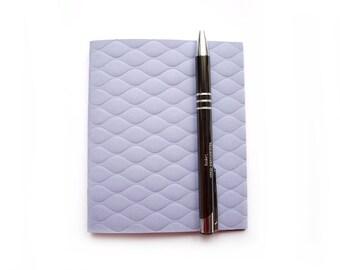 Notebook, rectangle, lavender