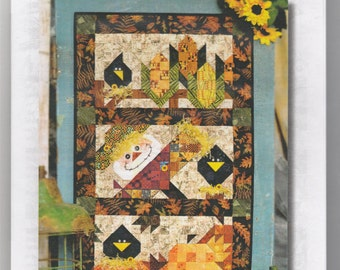 Corn Field Hoedown pattern and embellishment kit